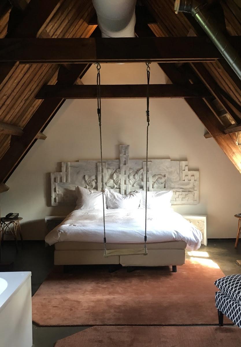 Nynke koster ontwerpt interieur lloyd hotel
