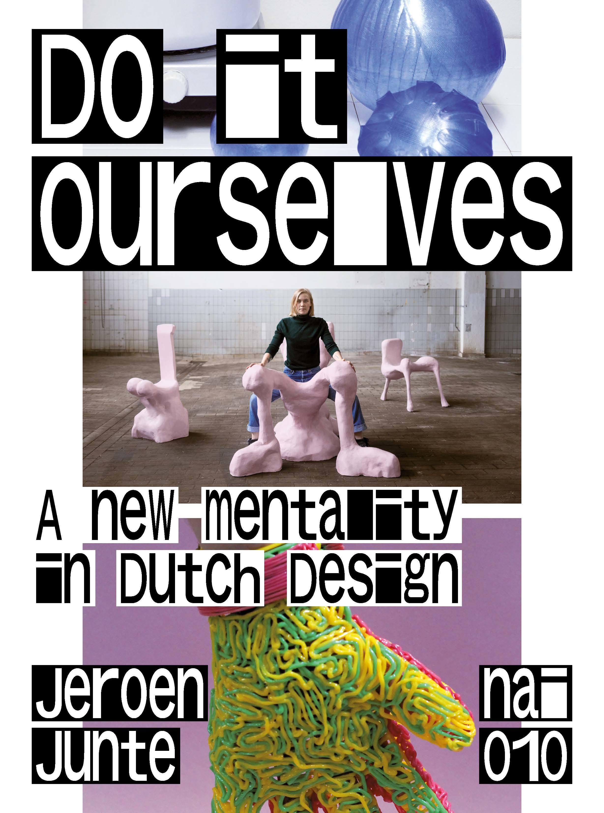 'Do It Ourselves' is eerste boek over post-crisis design