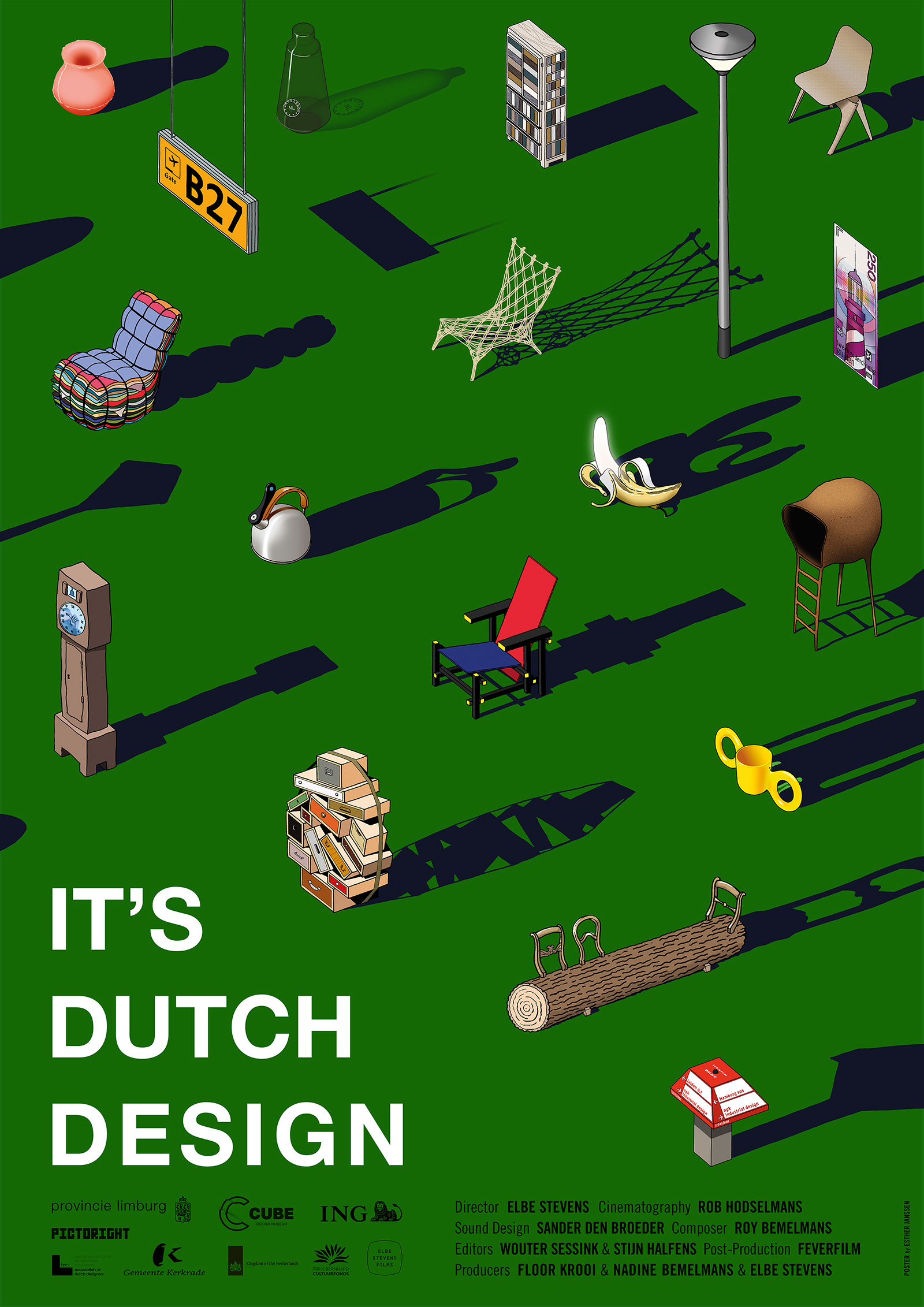 De corona-files #2 – Documentaire 'It's Dutch design' nu online, en andere kijktips