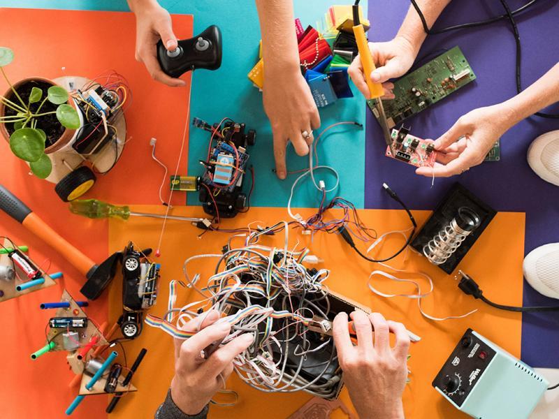 Wat wordt het nieuwe Futurelab? De dominantie van tech, en van de Waag