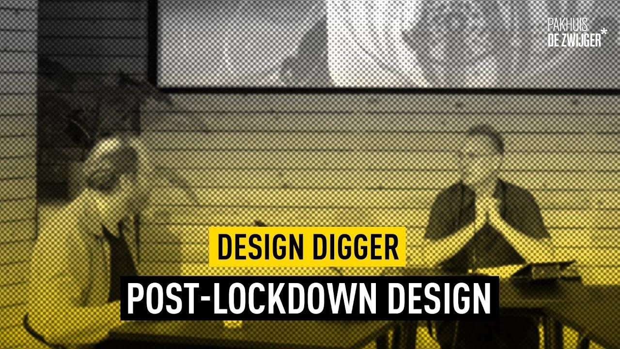 """Design Digger Live(stream) #3 – """"Corona is testlab voor maatschappelijke transitie"""""""