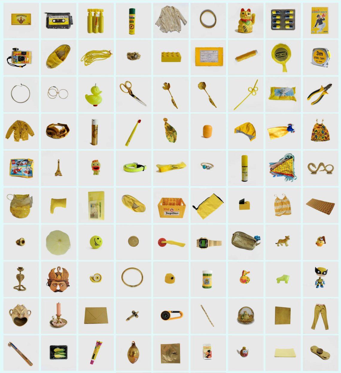 Fotograaf Barbara Iweins documenteert alle 10.532 objecten in haar huis