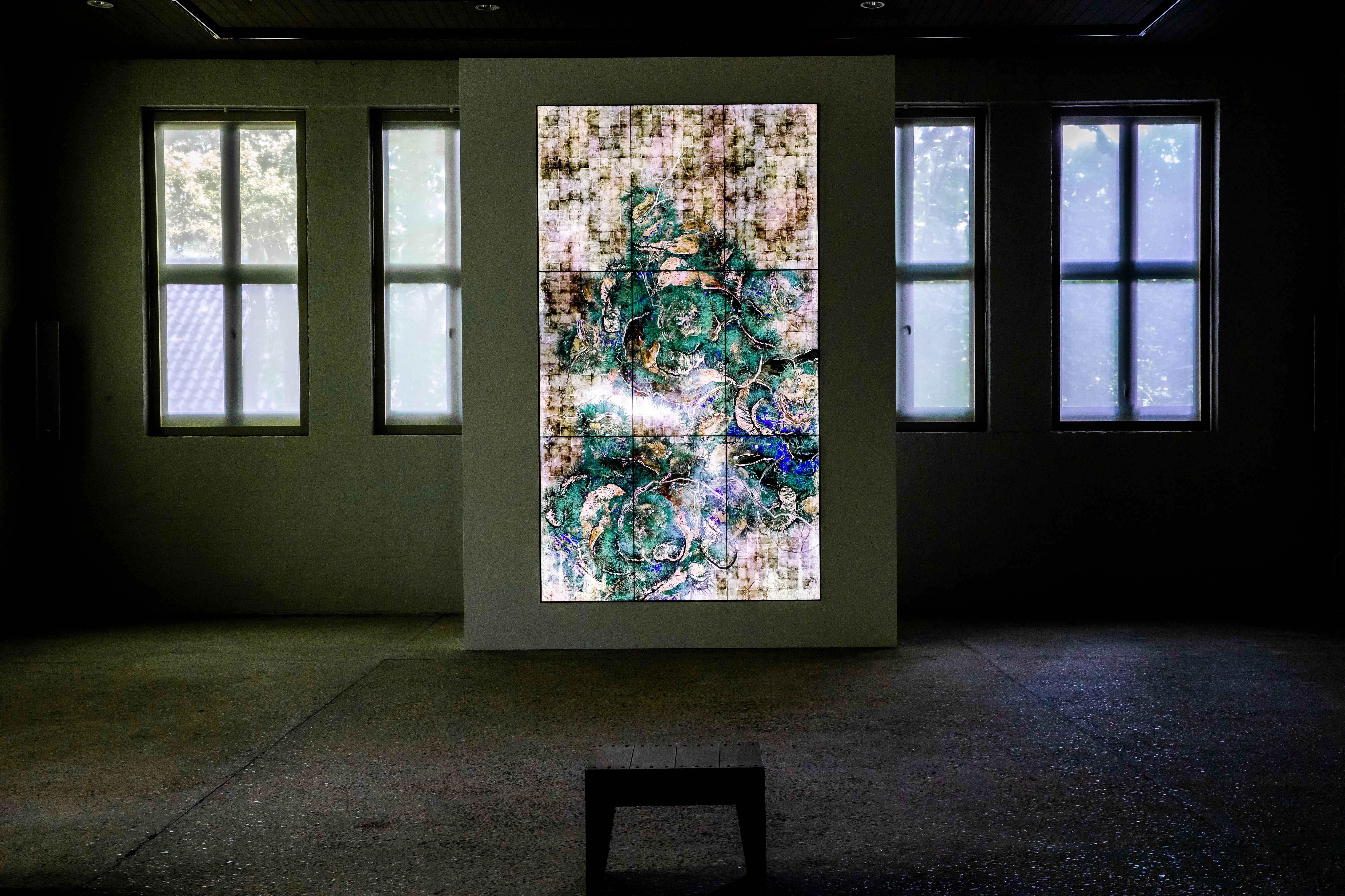 Nederlandse première voor Japans kunstcollectief Teamlab in Buitenplaats Doornburgh