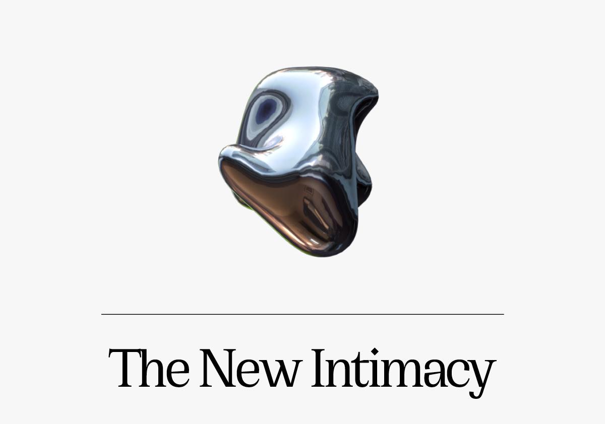 'The New Intimacy' is thema van Dutch Design Week 2020