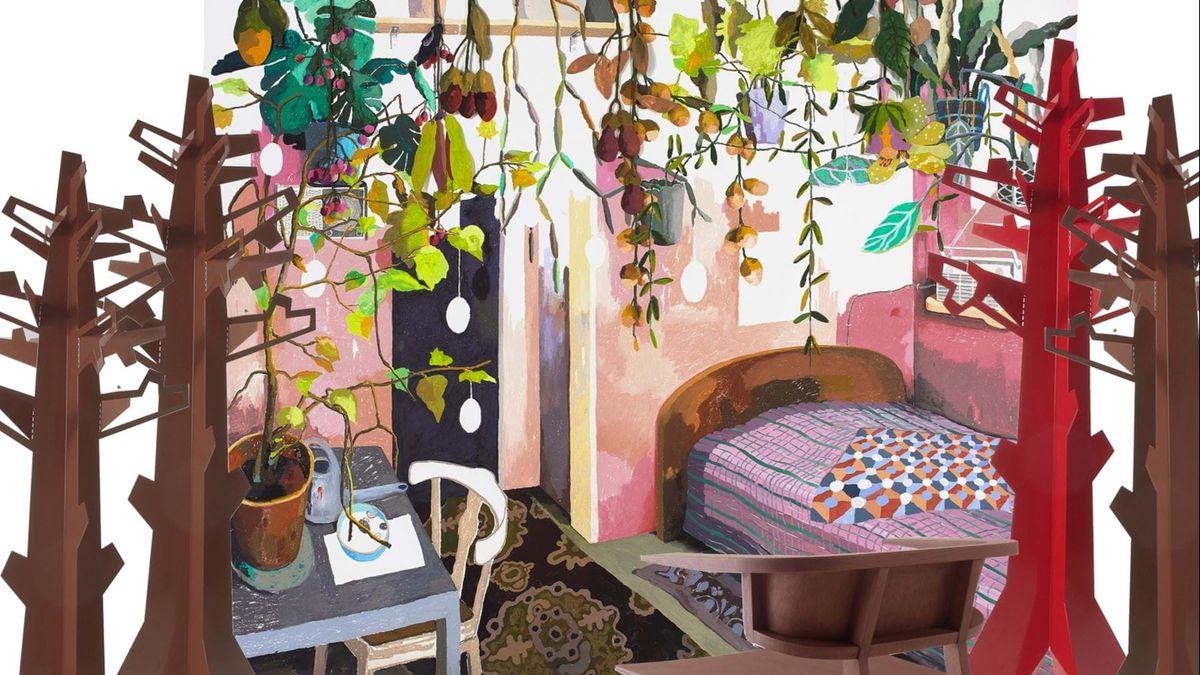 Nuchter design en melancholieke kunst op duo-expo Ineke Hans