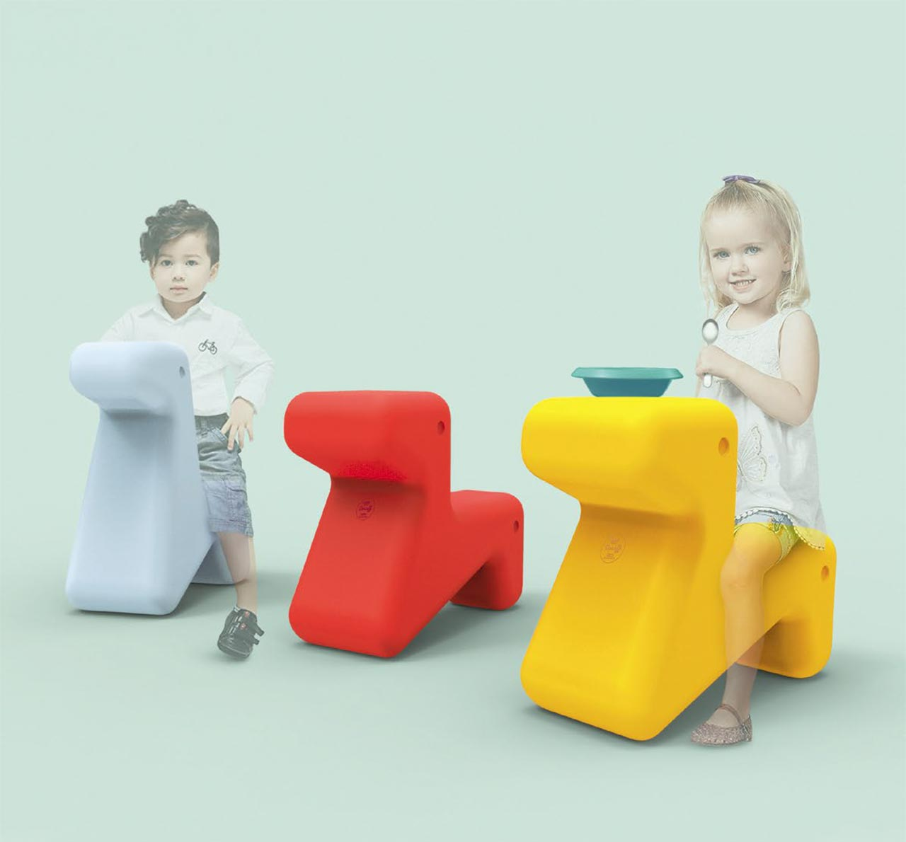 Architect Ben van Berkel ontwerpt kids collection voor Alessi