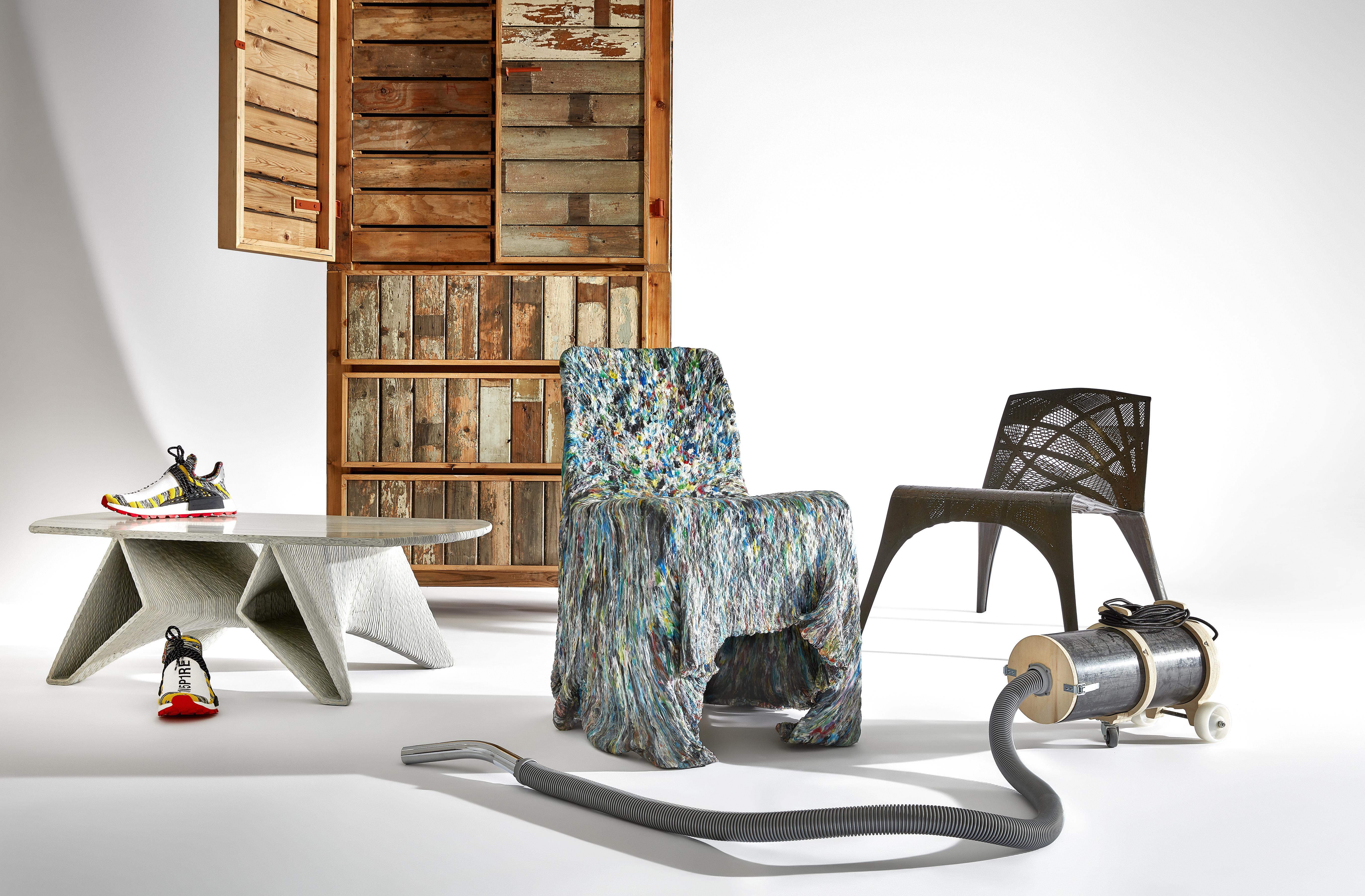Unieke designcollectie Stedelijk redt expo 'van Thonet tot Dutch design'