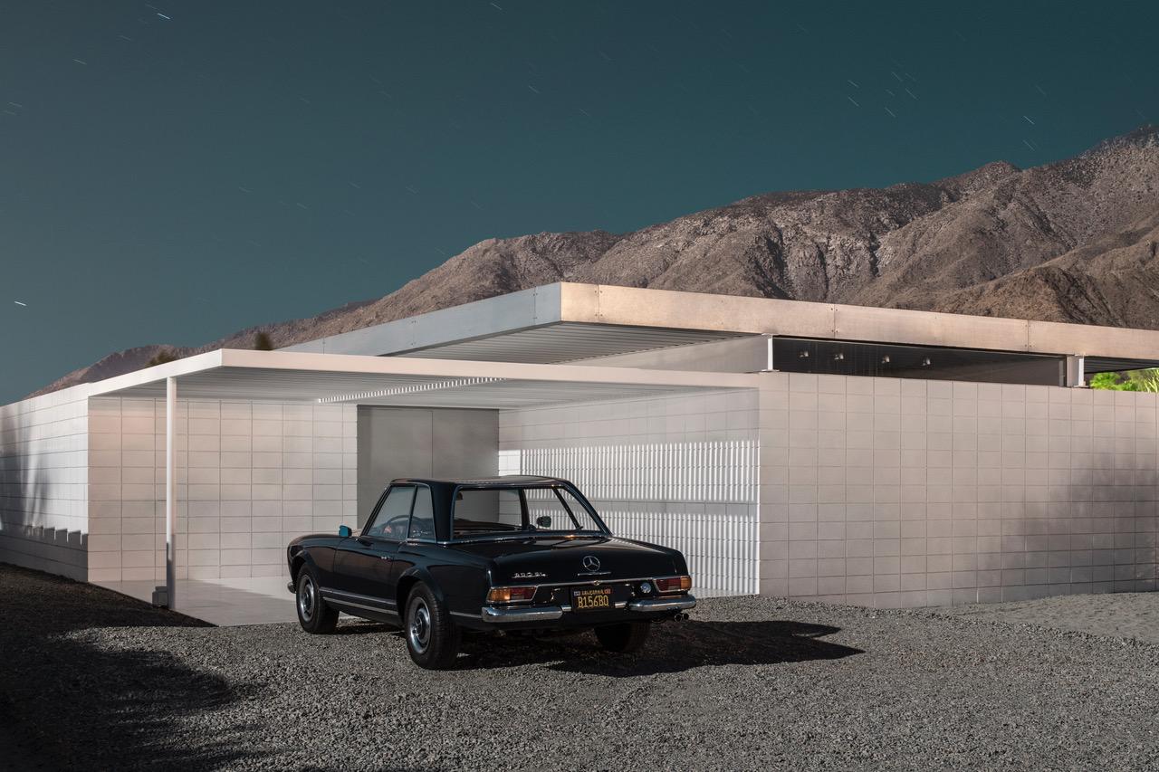 Weggeef-exemplaar van 'Carchitecture', ronkend stijlboek vol bolides en beton