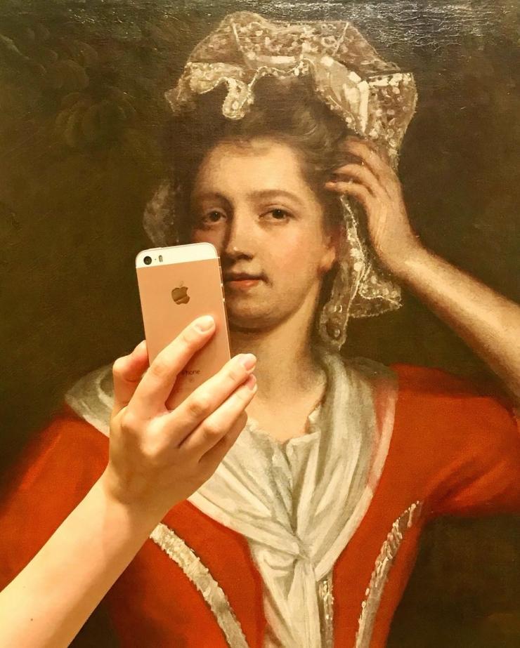 Boek 'A Spectator is an Artist too' is een genadeloze selfie van de moderne kunstkijker