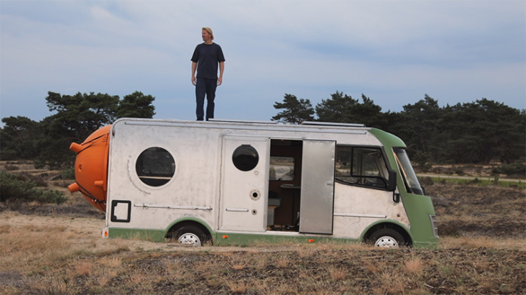 """INTERVIEW Floris Schoonderbeek: """"Fieldtrips door de natuur geven onverwachte inspiratie"""""""