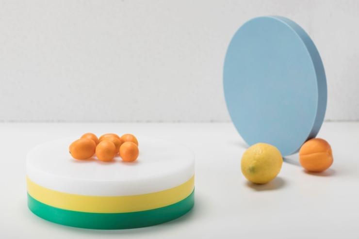 Multifunctionele RE:Circles van Muller Van Severen verleidt met mat-zachte kleuren
