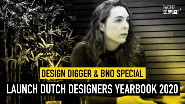 """Design Digger LIVE #6 nu online – """"Ontwerpers laten ons anders kijken naar de samenleving"""""""