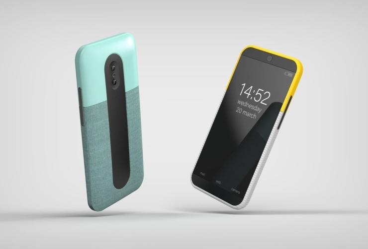 Smarter Phone van Robert Bronwasser niet alleen slimmer maar vooral mooier