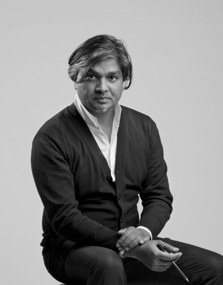 """LONGREAD Satyendra Pahkalé: """"De toekomst is maakbaar. Maar niet zonder design."""""""