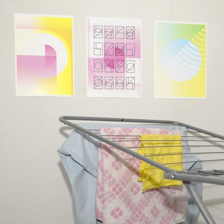 'Print & Play' is een doe-het-zelf expositie met downloadable kunstwerken
