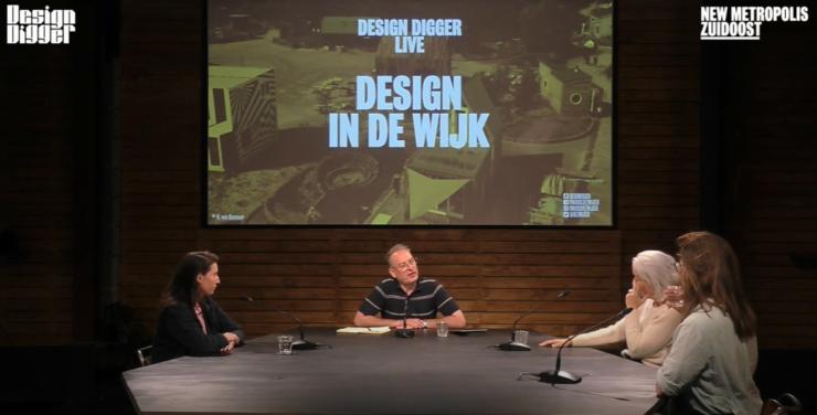 Design Digger Live #8 nu online – en lees ook deze longread over 'Design in de wijk'
