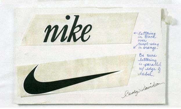 LOGO ICOON #2 Nike: een 'swoosh' vol Goddelijke beweging