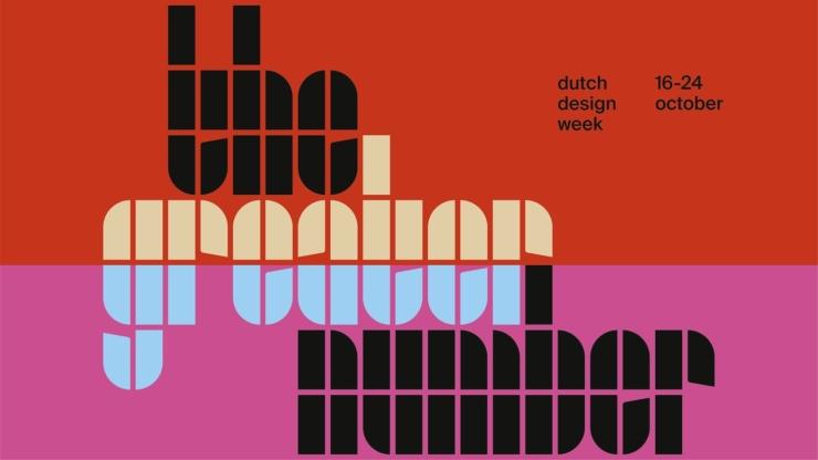 Drie expo's over thema 'The Greater Number' die je niet mag missen op de Dutch Design Week